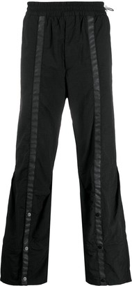 A-Cold-Wall* x A-COLD-WALL** wide-leg trousers
