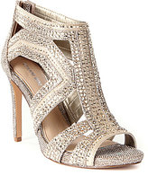 Gianni Bini Sianna Jeweled Beaded Dress Sandals