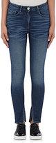 3x1 Women's W3 High Rise Split Seam Skinny Jeans