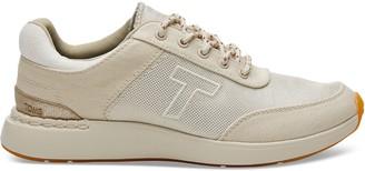 Toms Beige Canvas Arroyo Women's Sneakers