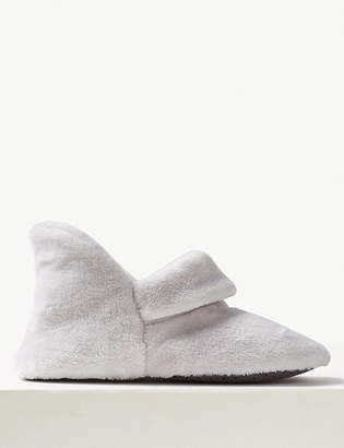 Marks and Spencer Turned Down Slipper Boots