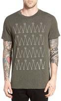 G Star Men's Luxas Zigzap T-Shirt