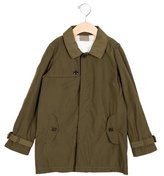 Burberry Girls' Iridescent lightweight Coat