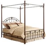 Homelegance Sumerfeld Canopy Bed Queen