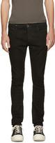 Rick Owens Black Detroit Jeans