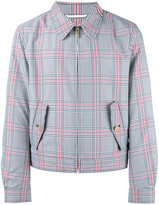 Thom Browne checked jacket - men - Polyester - 1