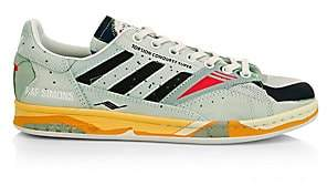 Adidas By Raf Simons Men's Torrison Stan Smith Printed Leather Sneakers