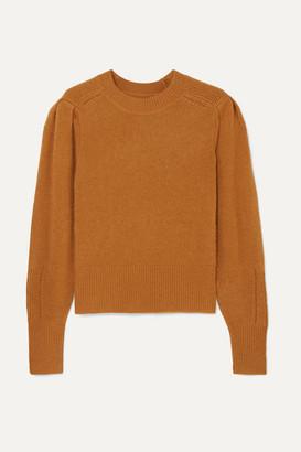 Isabel Marant Colroy Cashmere Sweater - Camel