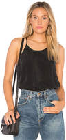 American Vintage Nowichurch Cami in Blue. - size L (also in M,S)