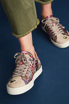 D.A.T.E Butterfly Hill Embellished Sneakers