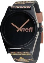 Neff NF0208-CHAN Men's Daily Wild Plastic Polyurethane Band Dial Watch