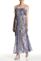 Jessica Simpson Lace Maxi Dress