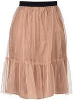 Eight Knee length skirt