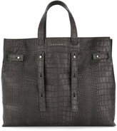 Orciani large tote - women - Leather - One Size