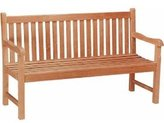 Classic 3-Seater Bench - Unfinished