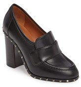 Valentino Women's Soul Stud Loafer Pump