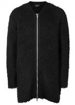 3.1 Phillip Lim Black Wool And Alpaca Blend Cardigan