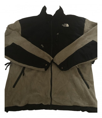 The North Face Beige Polyester Jackets