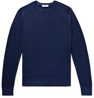 Etro Slim-Fit Wool Sweater