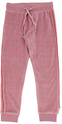 Molo COTTON BLEND CHENILLE SWEATPANTS