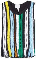 Lala Berlin Sleeveless Crochet Top