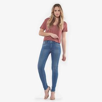 Le Temps Des Cerises Pulp Slim Fit Jeans with High Waist and Push-Up Effect