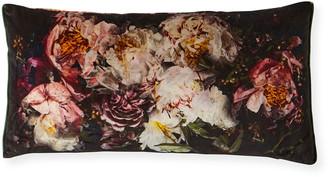 Designers Guild Fleur De Nuit Noir Pillow