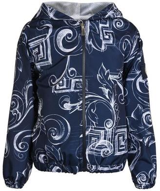 Versace Children Boys Baroque Jacket