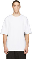 Public School White & Grey Dolman T-Shirt