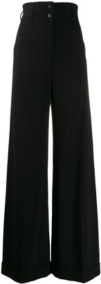 Racil Marlene high-waisted trousers