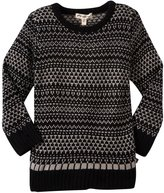 Appaman Fair Isle Sweater (Toddler/Kid) - Black-2T