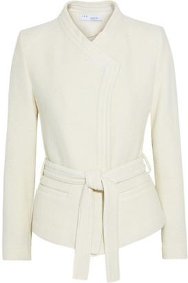 IRO Awa Boucle-knit Wool-blend Jacket