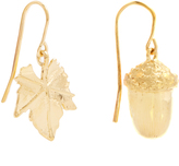 Aurelie Bidermann Barbizon gold-plated earrings