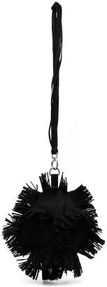 PASKAL clothes Large Fringed Wristlet