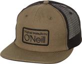O'Neill Trim Trucker Cap Green