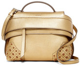 Tod's Small Wave Leather Satchel