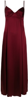 Katharine Hamnett Madama silk evening dress