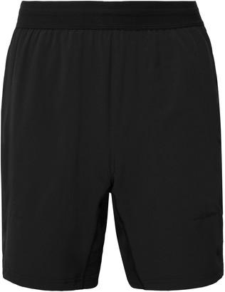 Nike Training Flex Active Ripstop-Panelled Dri-Fit Yoga Shorts