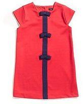 Tommy Hilfiger Little Girl's Bows Ponte Dress