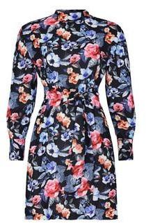 Rebecca Minkoff Floral Trudy Dress - S / Multi