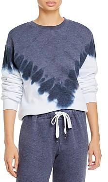 Aqua Athletic Chevron Tie Dye Sweatshirt - 100% Exclusive