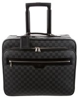 Louis Vuitton Damier Graphite Pilot Case