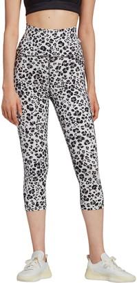 adidas by Stella McCartney TruePurpose Animal Print Performance Leggings