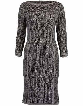 Michael Kors Collection Jacquard Tweed Dress