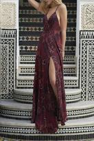 The Jetset Diaries Kilim Maxi Dress