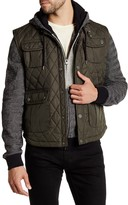 X-Ray Quilted Utility Vest