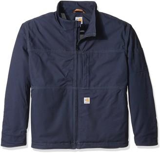 Carhartt Men's Flame-Resistant Full Swing Quick Duck Jacket