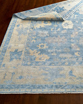 Horchow Exquisite Rugs Blue Sage Rug, 12' x 15'