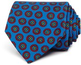 Drakes Circle Medallion Classic Tie