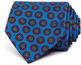 Drakes Circle Medallion Classic Tie